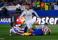 Atletico 0-0 Real Madrid: Bất lực!