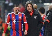 Bác sỹ của Bayern nhận trách nhiệm và từ chức sau trận thua Porto