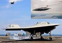 UCAV tàng hình X-47B của Mỹ tự động tiếp liệu thành công