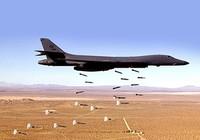Mỹ chuyển mục đích sử dụng máy bay ném bom siêu thanh B-1B Lancer