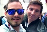 Messi bí mật đến Ý chữa bệnh nôn ói