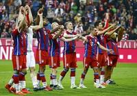 Bayern vô địch quốc gia Đức lần thứ 25