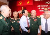 Họp mặt nhân chứng lịch sử tham gia 5 cánh quân trong chiến dịch Hồ Chí Minh