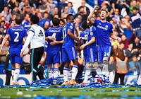 Chelsea 1-0 Crystal Palace : Vô địch ngoại hạng Anh sớm 3 vòng đấu