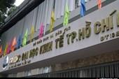 Trường ĐH Kinh tế TP.HCM mở hai ngành mới