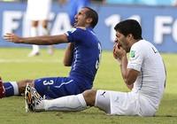 """Thú vị: Suarez tái ngộ với hai """"nạn nhân"""" ở chung kết C.L"""