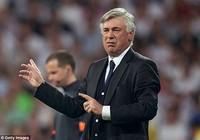 Ancelotti ký hợp đồng nháp với Man City
