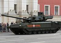 10 điều cần biết về siêu xe tăng chủ lực Armata T-14 của Nga