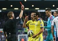 Fabregas bị đuổi, Chelsea nhận trận thua đậm nhất mùa