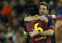 Xavi từng dùng Ronaldo để khích Messi