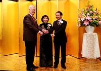 Đại diện duy nhất Việt Nam nhận giải thưởng cao tại Nhật