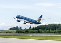 Máy bay hiện đại nhất của Vietnam Airlines hoàn thành chuyến bay thử