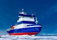 Nga khởi đóng chiếc tàu phá băng hạt nhân thứ 2