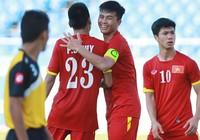 U23 Việt Nam xả trại sau chiến thắng đậm ở SEA Games 28