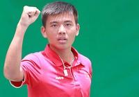 Lý Hoàng Nam vượt qua vòng một giải trẻ Roland Garros
