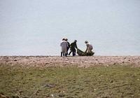 Nghi vấn nam thanh niên bị đâm chết bên bờ sông Lam