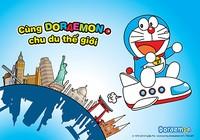 Mì Doraemon tổ chức sân chơi hè cho trẻ