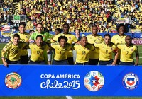 Falcao, James mờ nhạt, Colombia thua trận đầu ở Copa America