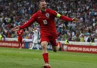 Rooney giúp Anh thắng nghẹt thở trên đất Slovenia