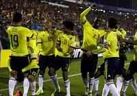 Neymar nhận thẻ đỏ, Brazil thua sốc trước Colombia