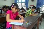 TP.HCM công bố đề và đáp án bài khảo sát vào lớp 6 Trần Đại Nghĩa