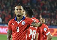 Chile 1-0 Uruguay : Chủ nhà 'đá văng' đương kim vô địch