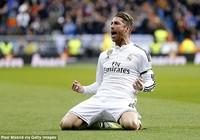 M.U đã đặt giá mua Sergio Ramos