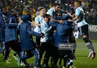 Argentina vào bán kết, Messi viết tiếp giấc mơ vô địch