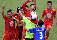 VCK bóng đá U-17: Quảng Ngãi và Viettel vào bán kết