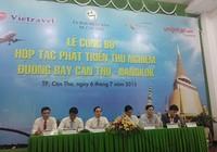 Mở đường bay mới Cần Thơ - Bangkok