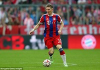 Nóng: M.U đạt thỏa thuận mua Schweinsteiger