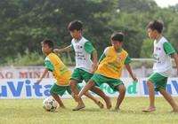 Học viện bóng đá NutiFood: 77 thí sinh vào vòng chung kết