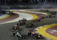 Đường đua F1 Singapore thay đổi để hấp dẫn hơn