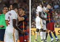 Khoảnh khắc điên rồ của Messi