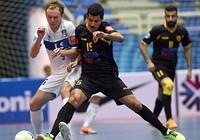 Tranh hạng ba giải Futsal Cup C1 châu Á: Thái Sơn Nam quyết không trắng tay