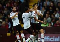 Aston Villa 0-1 M.U: Quỷ đỏ vượt ải nhờ sự tỏa sáng của Januzaj