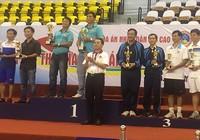 TP.HCM giành giải nhất toàn đoàn tại Đại hội thể thao TAND