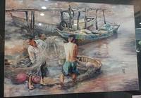 Triển lãm Mỹ thuật người Hoa TP.HCM 2015