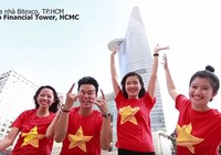 Thanh niên Đông Nam Á cùng hát 'Tôi yêu Việt Nam'