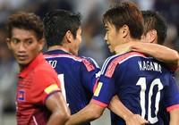 Vòng loại World Cup 2018: Hồng Kong 'gây sốc' trước Trung Quốc