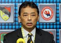 Malaysia thua UAE 0-10: Đến lượt chủ tịch FAM từ chức