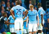 Man City 1-2 West Ham: Chủ nhà thua sốc