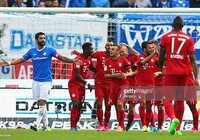 Darmstadt 0-3 Bayern Munich: 'Hùm xám' ra oai