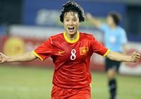 Minh Nguyệt lập cú đúp, tuyển nữ Việt Nam hạ Thái Lan 2-0