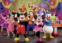 25 nhân vật hoạt hình Disney đến Việt Nam