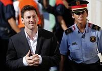 Messi có thể 'bóc lịch'