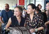 Khánh Ly và Lê Uyên cùng trở về Sài Gòn