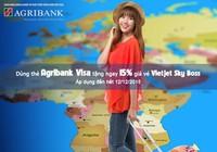 Nhiều ưu đãi cho chủ thẻ Agribank
