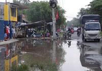 Sông Sài Gòn có đê bao, sao vẫn ngập?