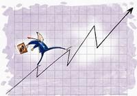 Cổ phiếu tăng đột biến, vàng giảm sâu